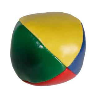 günstiger Kunstleder Jonglierball - ca 6cm