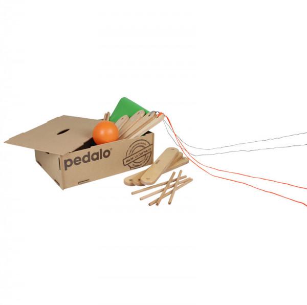 Pedalo-Teamspiel-Box ZWEI