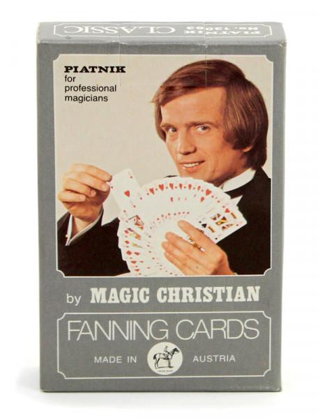 Fächerkarten by Magic Christian - Zauberkarten Set 13063