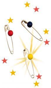 Perlen-Erkennung - Zaubertrick