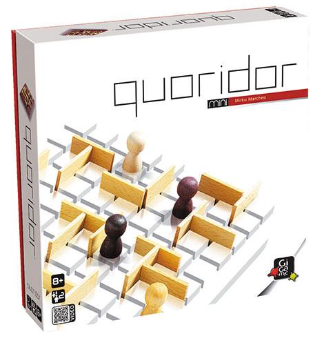 Quoridor Mini - verwirrendes Labyrinth Spiel