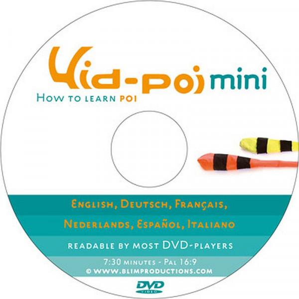 DVD Kid-poi mini - Wie lerne ich Poi spielen