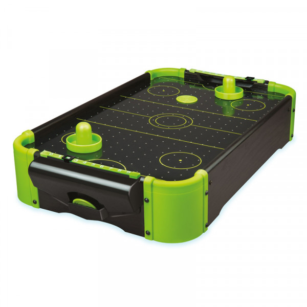 Air Hockey - Tischspiel - Neon