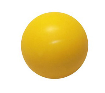 Springball G-Force 65mm - gelb