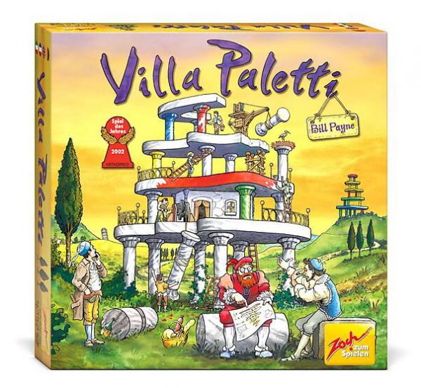 Villa Paletti - Spiel