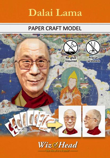 Wiz Head - Dalai Lama