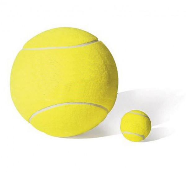 Riesen Tennisball Jumbo - Der Autogramm Tennisball