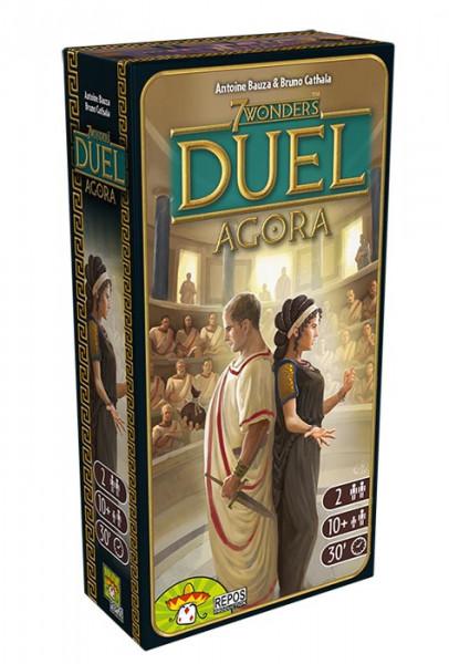 7 Wonders Duel Agora - Erweiterung