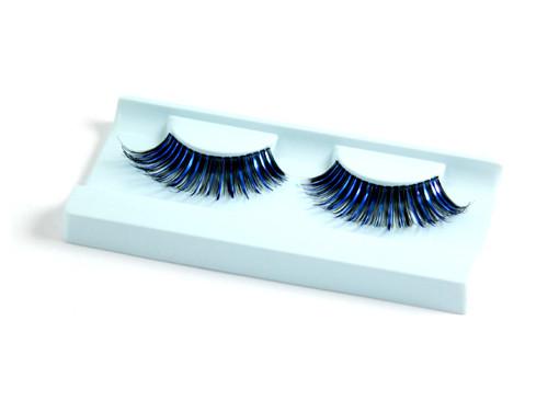 Augenwimpern Stargirl - blau schwarz