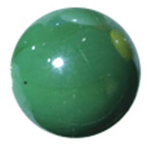 Glasmurmel 14-17mm - Grüner Kobold