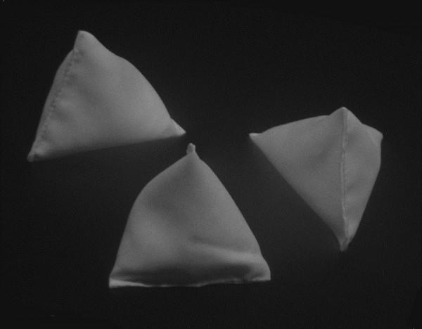 UV Wurfbeutel - Set mit 3 Stk
