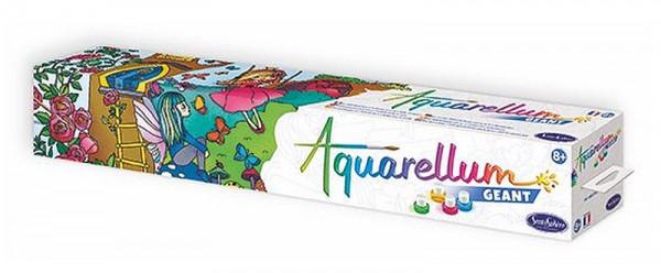 Aquarellum Geant Zauberhafte Welt