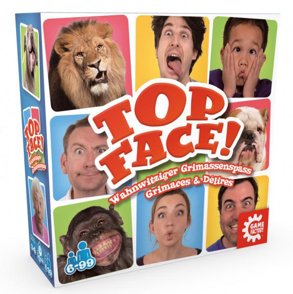Top Face - Wahnwitziges Grimassenspiel