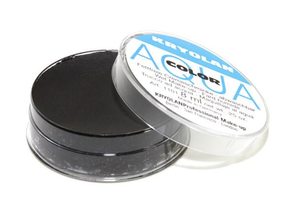 Aquacolor 8ml - 071 schwarz