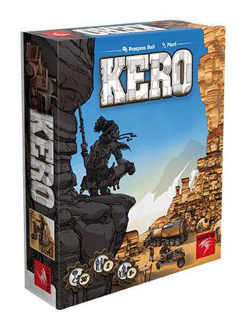 Kero - ein Spiel für zwei Spieler