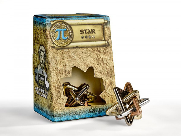 Archimedes 3D Puzzle Star