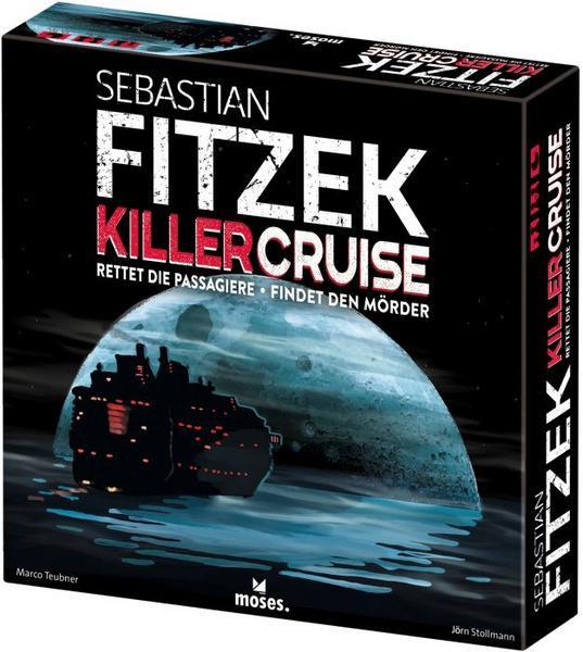 Sebastian Fitzek Killercruise - Das Spiel