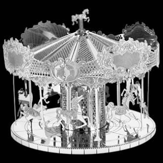 Metal Earth Modellbausatz - Merry Go Round
