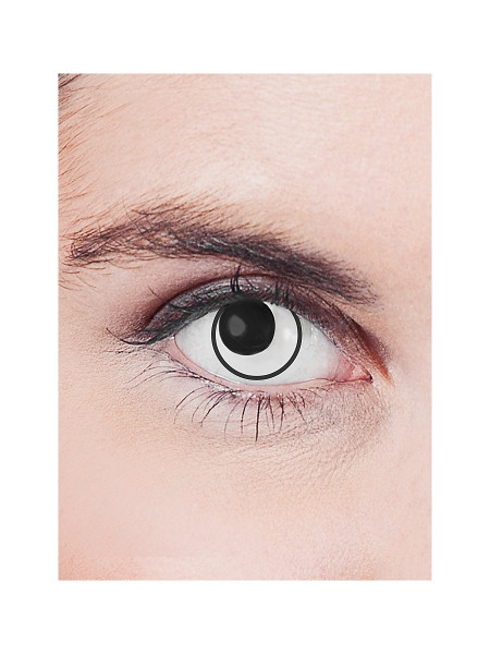 Cookie - Effekt Kontaktlinsen
