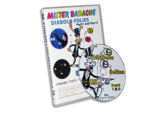 Diabolo DVD - Mister Babache