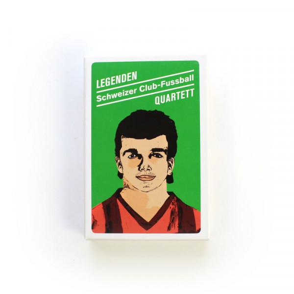 Legenden Quartett - Legenden des Schweizer Club-Fussball