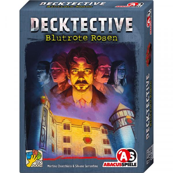 Deckscape - Blutrote Rosen - Decktective - Escape Spiel im Taschenformat