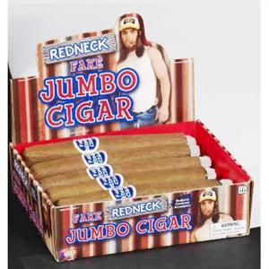 Jumbo Cigars - überdimensionierte Fake Zigarre