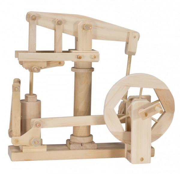 Holz-Bausatz - Timberkits Dampfmaschine