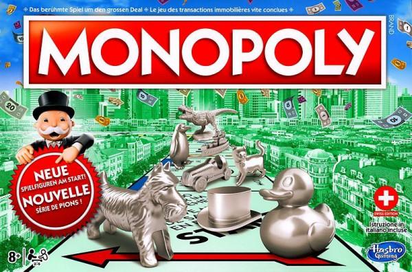 Monopoly Schweizer Version