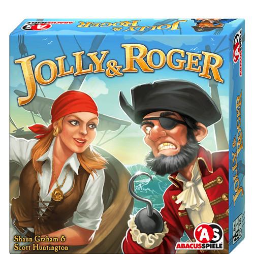 Jolly & Roger - Das Zweier Kartenspiel