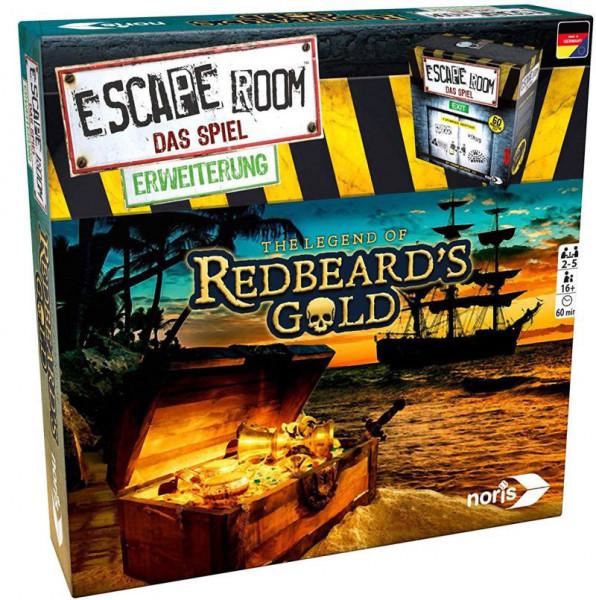 Escape Room - Redbeards Gold - Erweiterung