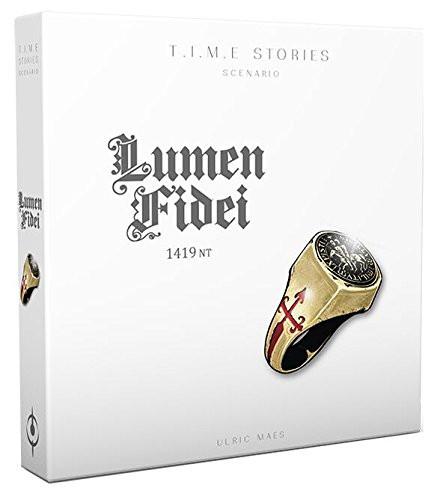 TIME Stories - Erweiterung- Lumen Fidei