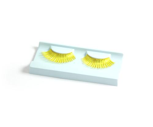Augenwimpern Stargirl - gelb gold