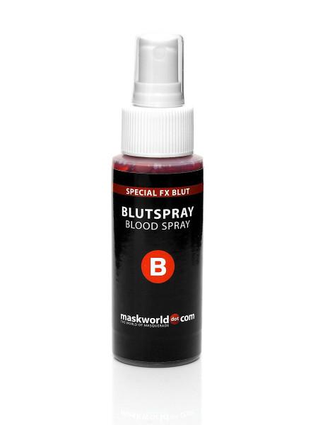 Blutspray - Künstliches Blut für Theater, Film und Halloween