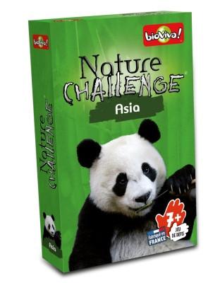 Quartett - Herausforderung Natur Asien