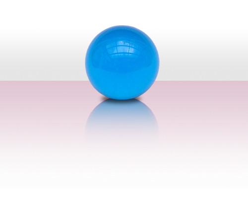 Acrylball 64mm - blau