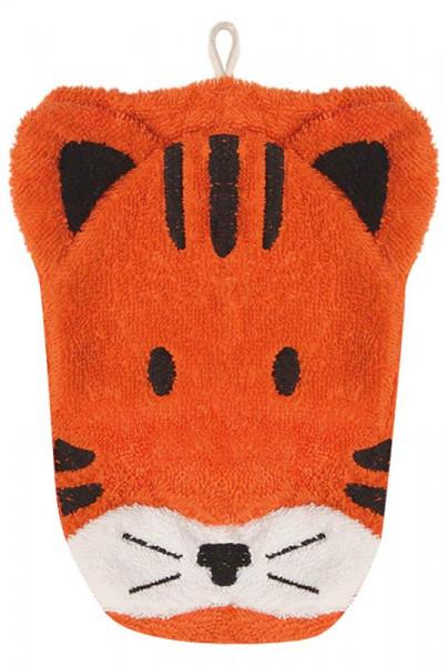 Waschlappen Tiermotiv - Tiger