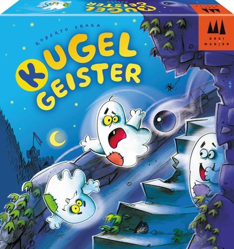 Kugelgeister Kinderspiel - Der Gespensterwettlauf