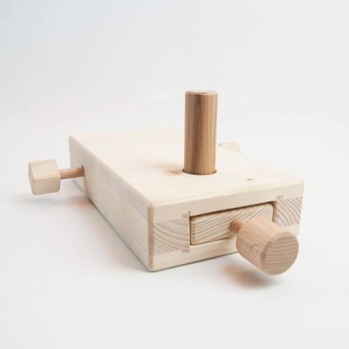 Hundespiel aus Holz - Schublade-Plus