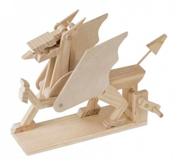 Holz-Bausatz - Timberkits Drache