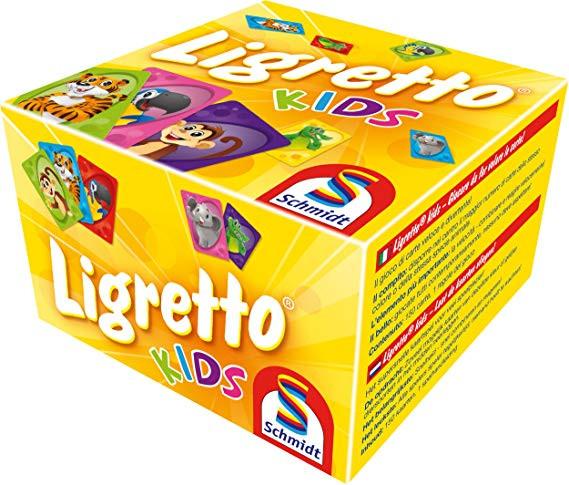 Ligretto Kids - Kartenspiel