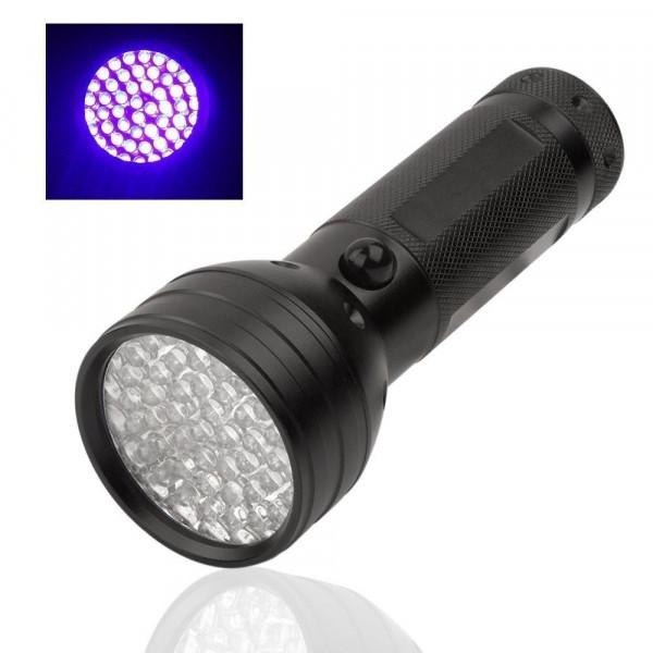 UV Schwarzlicht LED Taschenlampe - Blacklight