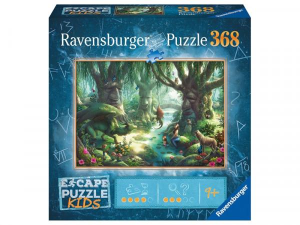 ESCAPE Puzzle Kids - Magischer Wald - 368 Teile