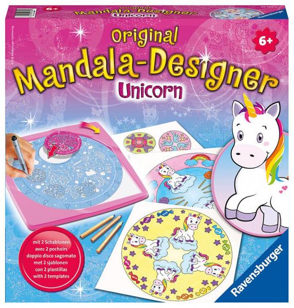 Mandala Designer - Einhorn - Mandalas zum Selbermachen