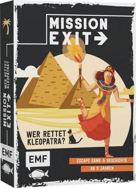 Mission Exit - Wer rettet Kleopatra?