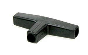 T-Stück für Drachenbau 6mm