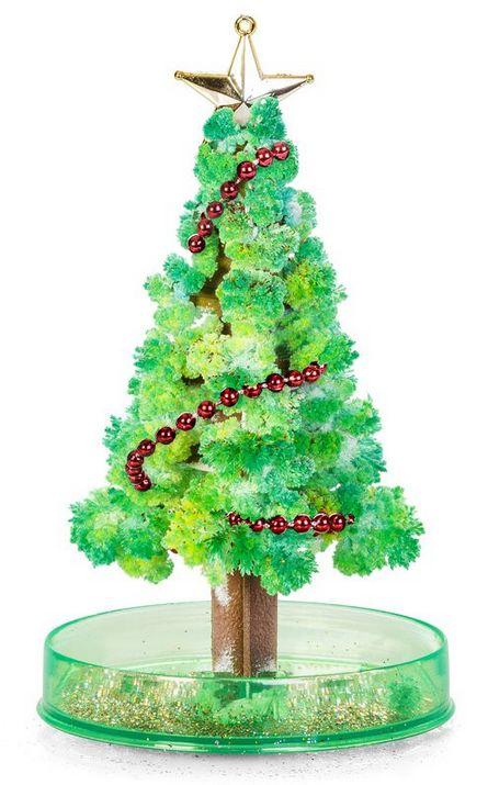 magisch wachsender weihnachtsbaum weihnachtliche. Black Bedroom Furniture Sets. Home Design Ideas