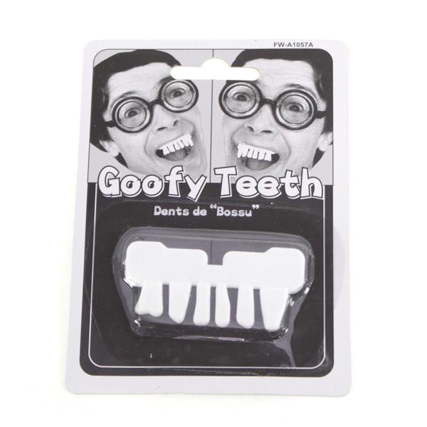 Goofy Teeth - schräge Zähne