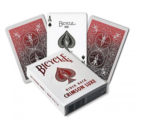 Bicycle Karten - MetalLuxe Deck
