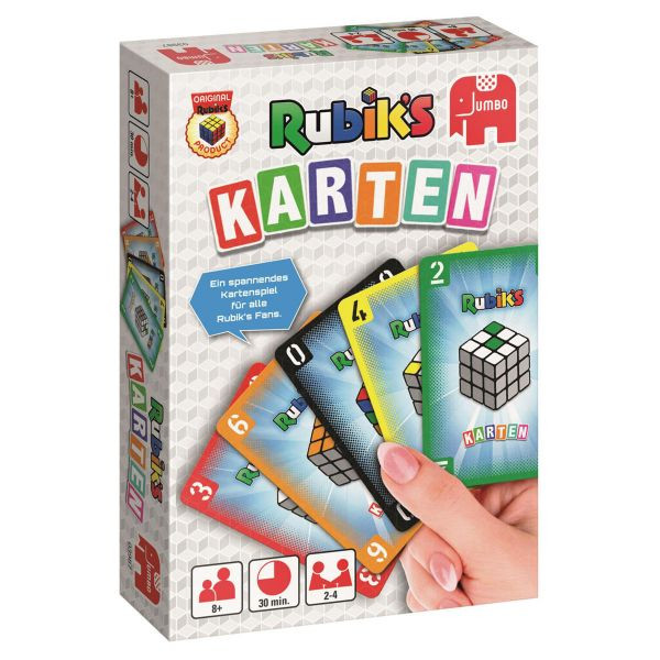 Rubik's Kartenspiel